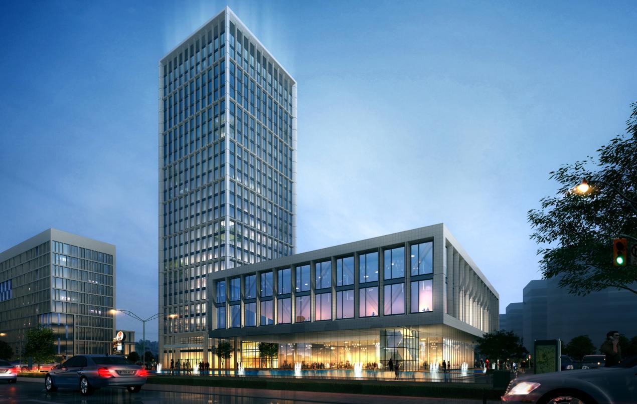 园区总部大楼工程,高新公寓二期工程,京滨国际保税仓库工程,市政配套